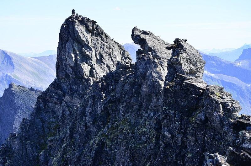 Норвежское лето 2014 - 15000 метров над землей, часть вторая (походы по горам, много фото)