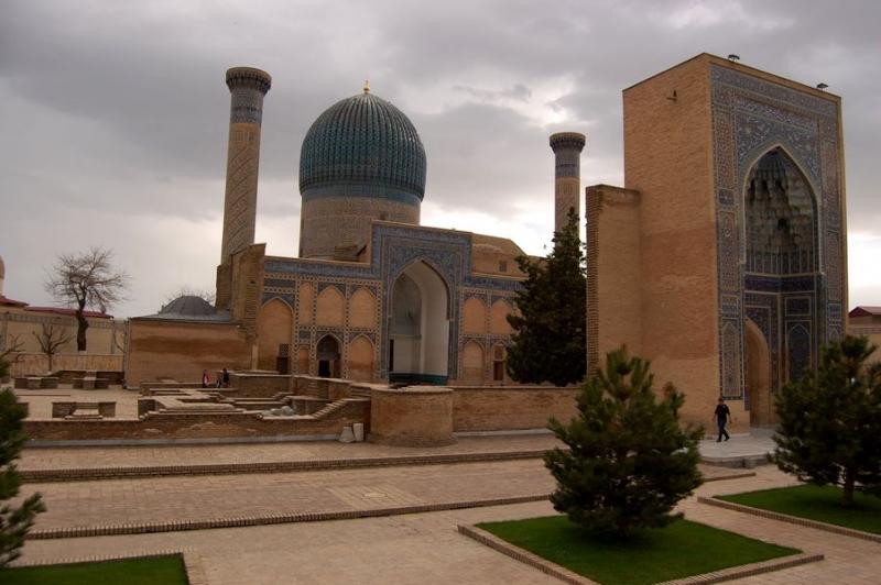 Узбекистан, март 2015.