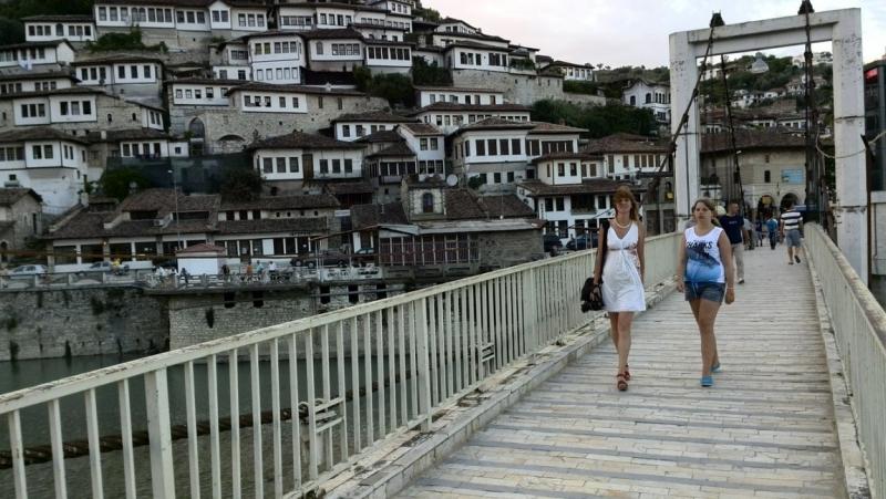 Албания 2014.  I'll be back - I'm back!