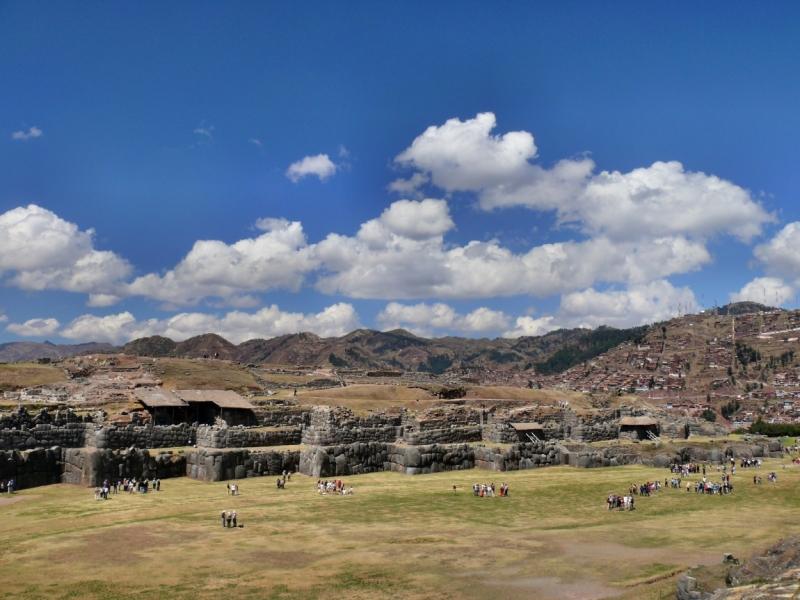 3 недели по горам и джунглям Перу на автобусе, лодке и в машине.
