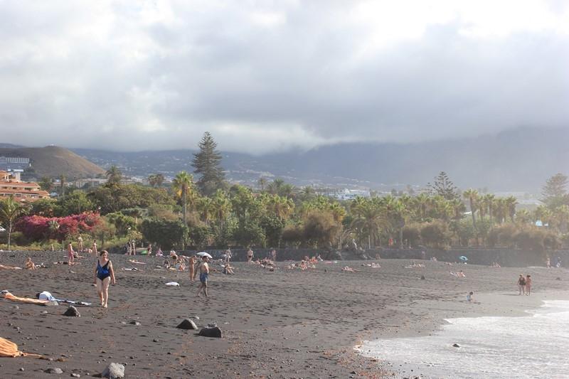 Отдых на Тенерифе в октябре 2014 г.