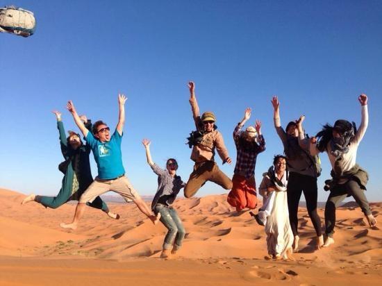 Тур в пустыню Марокко, что особенного?