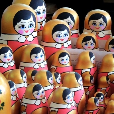 2015, май. Опыты по выращиванию туриста. Опыт №2 - Нижний Новгород (+Городец, оз.Светлояр)