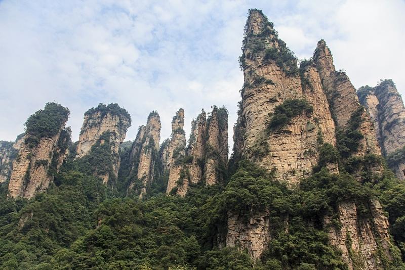 Национальный парк Чжанцзяцзе как добраться