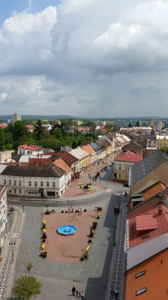 Чешский рай или снова в Прагу