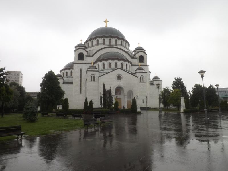 Сербия в мае 2015: Белград, Нови-Сад, Смедереево