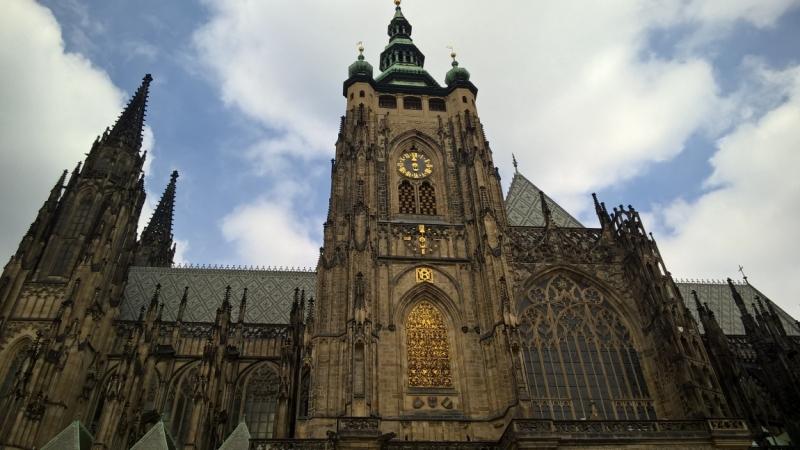 мини-путешествие или 5 дней в Праге