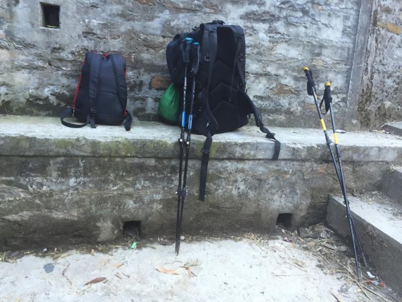 Поход офисной девочки, или Как я дошла до Аннапурны