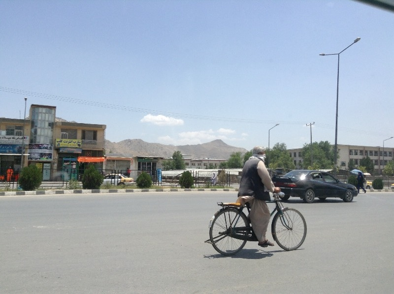Афганистан работа сейчас
