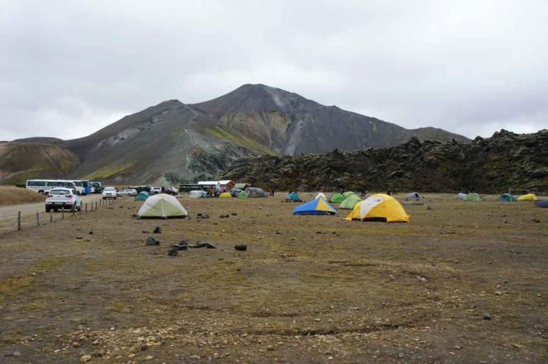 Как мы докатились до жизни такой, или долгая дорога в палатку