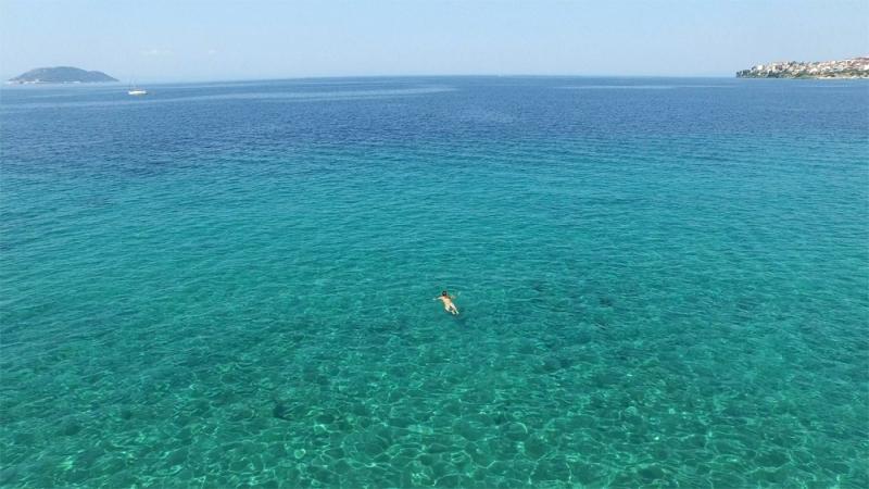 Мини отель на побережье остров Порто-Каррас