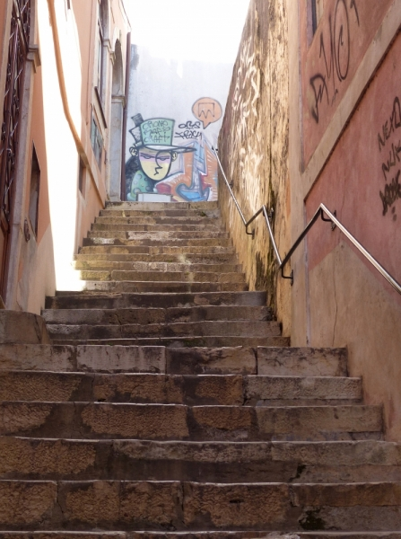 От Порту до Лиссабона в январе (+ Брага, Коимбра, Томар, Каштелу Бранку, Монсанту)