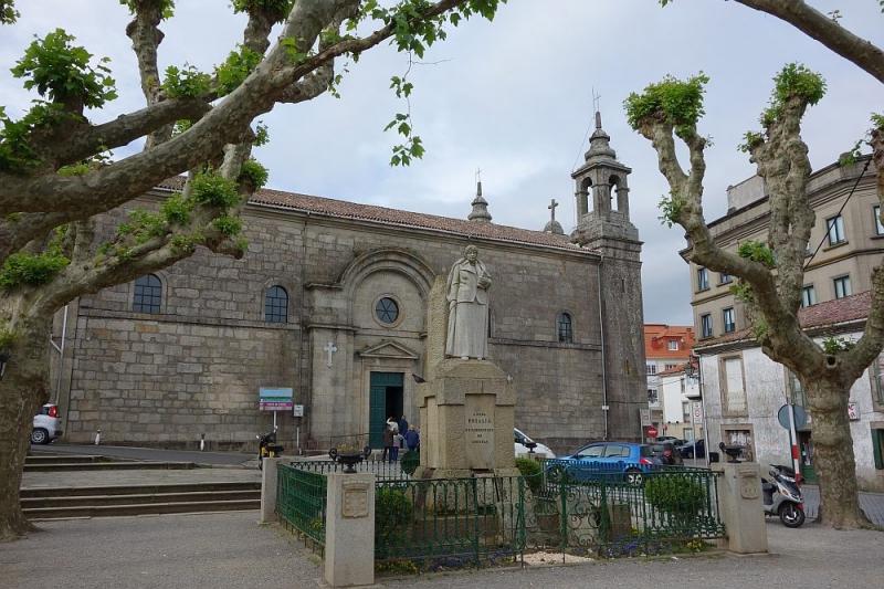 Пешком из Португалии в Испанию. Путь Сантьяго (Camino de Santiago).