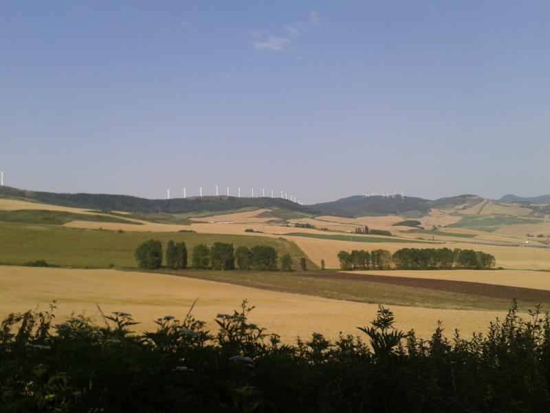 Тропа Святого Якова ( Камино Франсез ) - июнь 2015