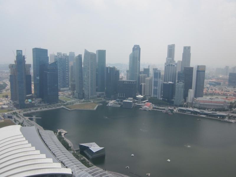 Видео-отчет о Сингапуре
