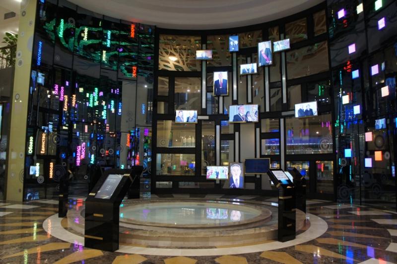 Фонд Первого Президента РК (фото внутри)