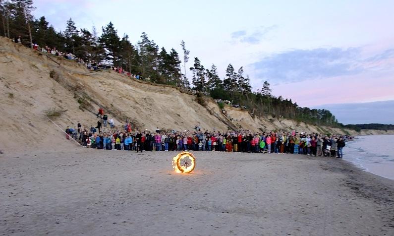 Праздник Солнцеворота в Юркалне 21-22.06