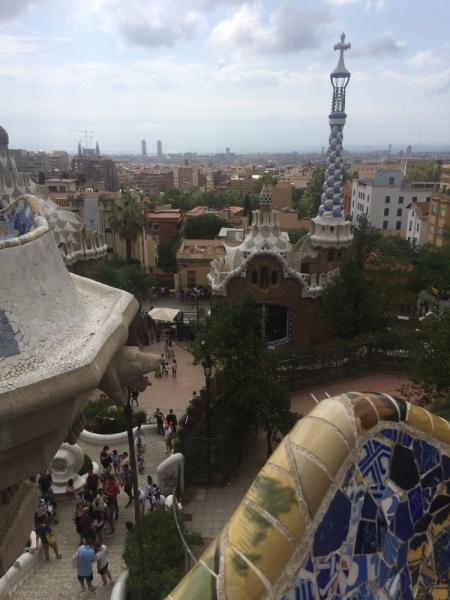 Дневник Барселона-Тосса дель Мар. Эмоции