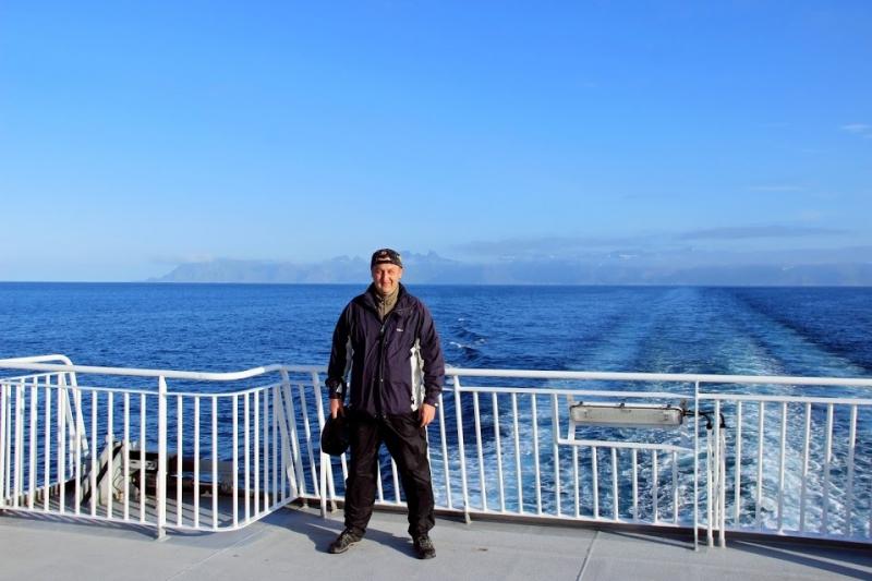 Острова в облаках (с точки зрения туристов и рыбаков)