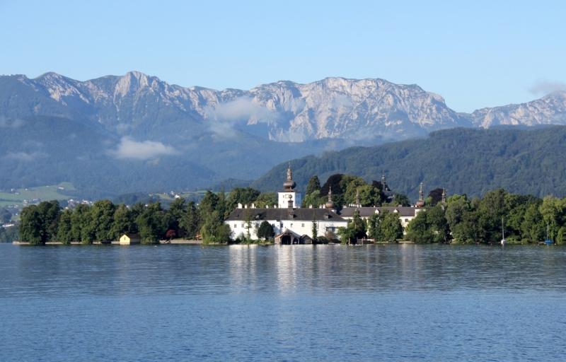 Куда приводят мечты или большая прогулка по Австрии.