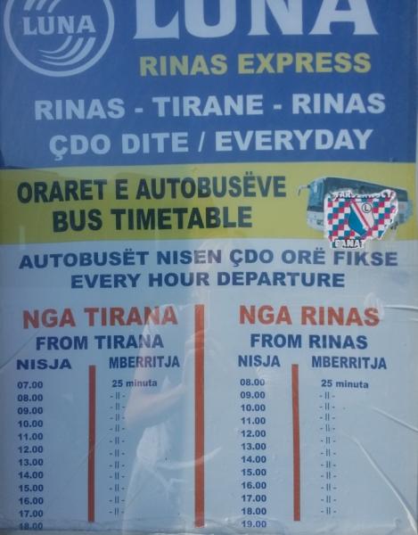 Общественный транспорт Албании, Македонии, Боснии. Коротко. Лаконично. Содержательно