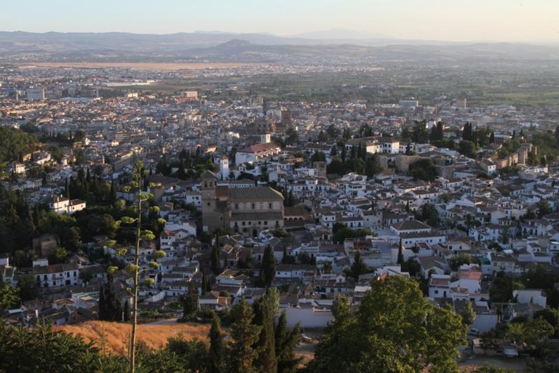 От Мадрида до Ронды (Мадрид, Гранада, Нерха, Велес-Малага, Захара, Комарес)