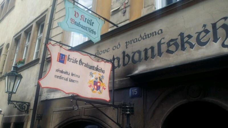 Путевые заметки о Чешском Крумлове и Праге