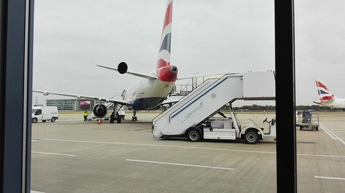 Экзотические рейсы British Airways