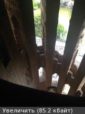 6 дней в Барселоне, один в Севилье и поездка в Монсеррат