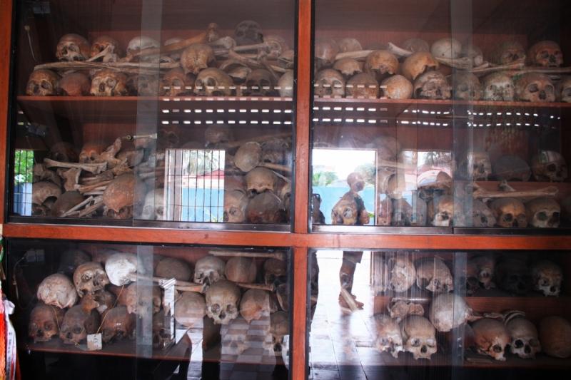 Отчет с поля. Киев-Алматы-Бангкок-Камбоджа