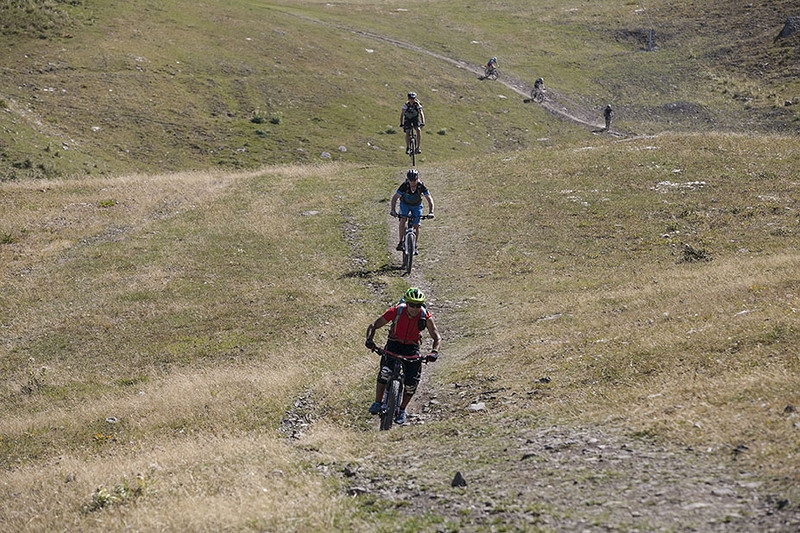 Трекинг в Доломитовых Альпах (Fassa,Gardena, Rosengarten, Brenta, San Martino)