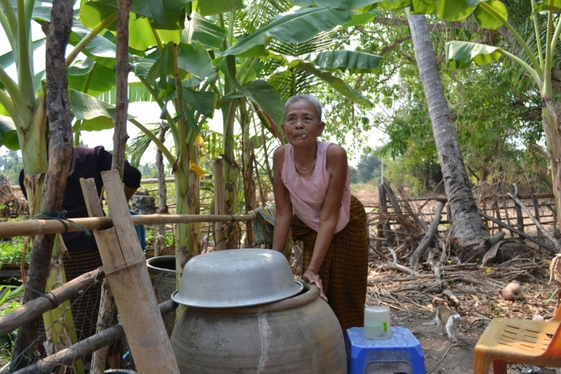 Как я попал на поминки, или один день в Лаосе