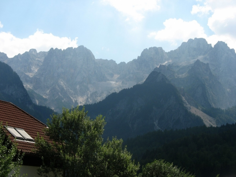 Такие разные Альпы (Словения-Италия-Франция 2015).