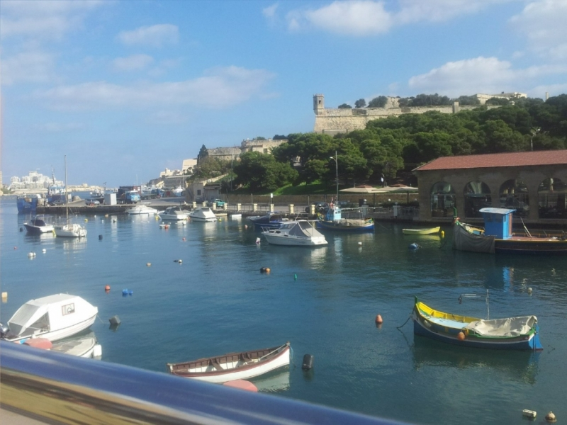 Европа с Фантазией: круиз MSC Fantasia по Восточному Средиземноморью, ноябрь 2014
