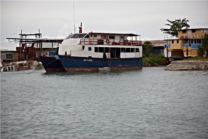 Партизан в Океании. Часть 2: Кирибати.