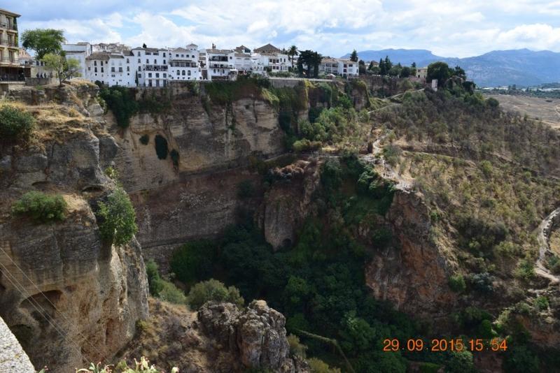 """Андалусия или на """"сковороде Европы"""" в бархатный сезон."""