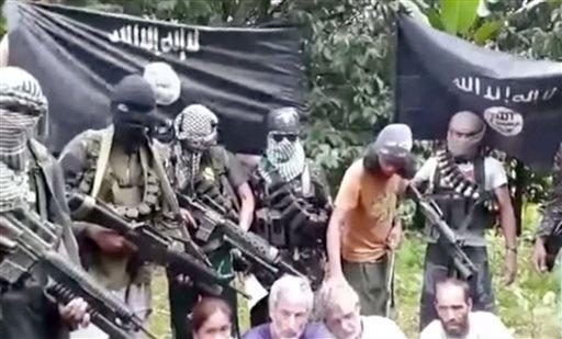 Безопасность на Филиппинах (про терроризм)