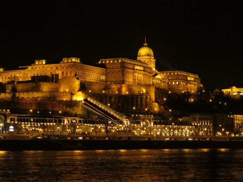 Будапешт осенний