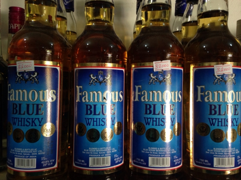 Фрукты, морепродукты, алкоголь на Занзибаре