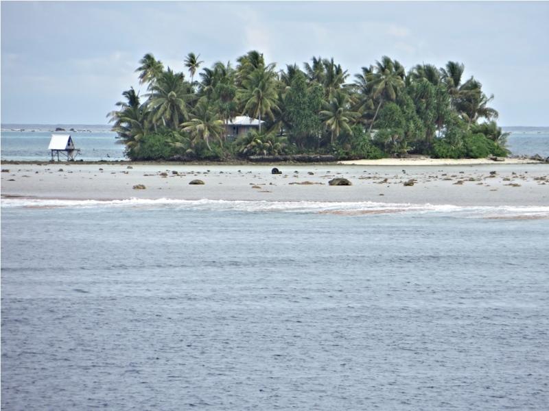 Партизан в Океании.  Часть 4: Токелау.