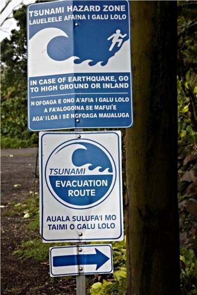 Партизан в Океании. Часть 5: Американское Самоа.