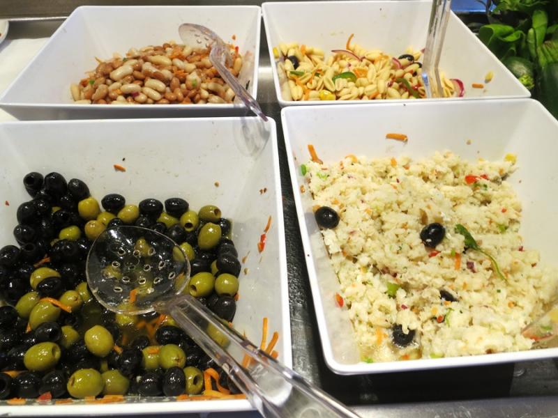 Новая концепция питания в круизах компании «Costa» (ноябрь 2015)