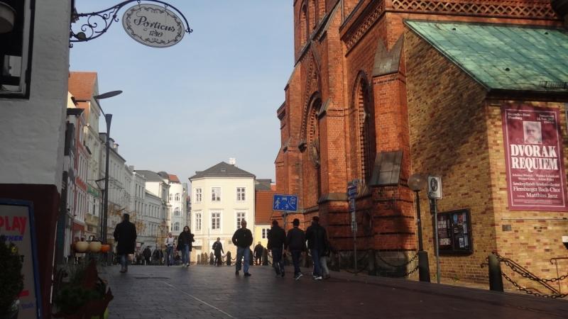 3 дня по дорогам Дании >> Гамбург - Фленсбург - Вайле - Орхус - Оденсе <<