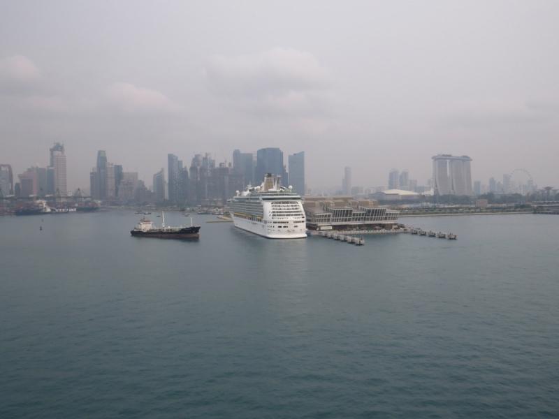Азиадские штучки Queen-pig, тук-тук и хот-дог по-хайнаньски в круизе Voyager of the Seas