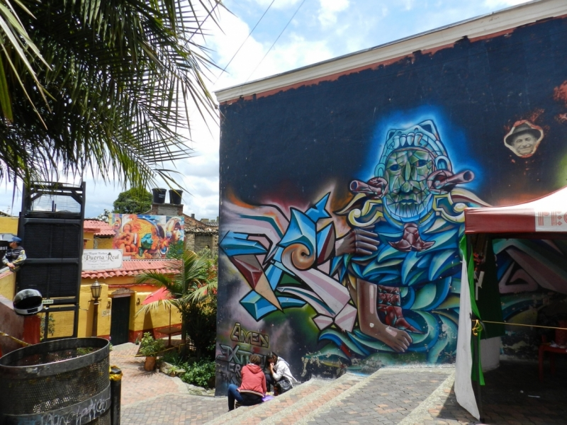 Колумбия не спеша, сентябрь 2015