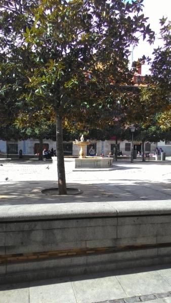 Мадрид, зима... пятое путешествие Поли