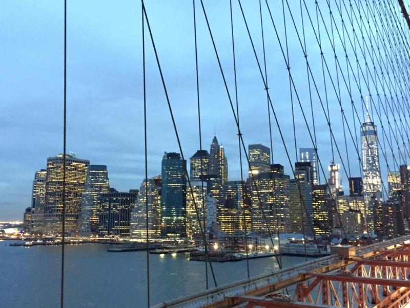 Нью-Йорк - Вашингтон -- НЕпутевые заметки и впечатления