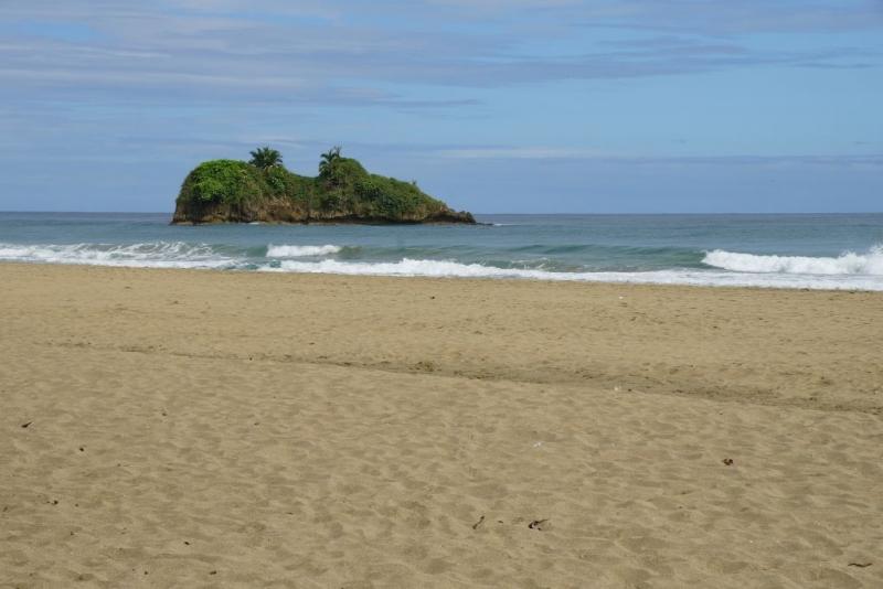 Коста-Рика в самом начале сухого сезона