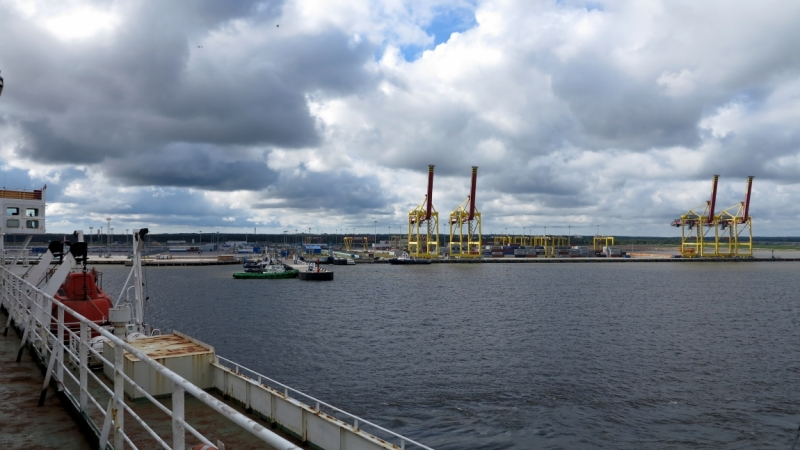 Паром Санкт-Петербург - Балтийск или Калининград