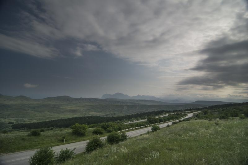 Судак и окрестности, Арпаты и Ялта.
